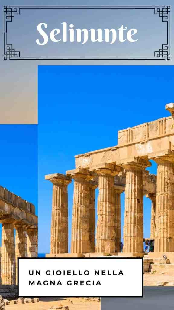 Selinunte, un gioiello nella magna grecia