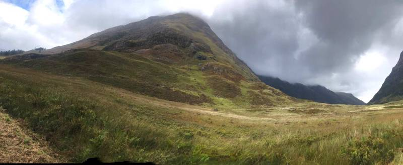 Glencoe - Scotland Tour