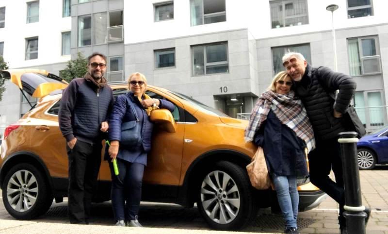 Scotland car tour