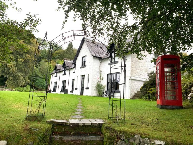 Taycrheggan hotel scotland