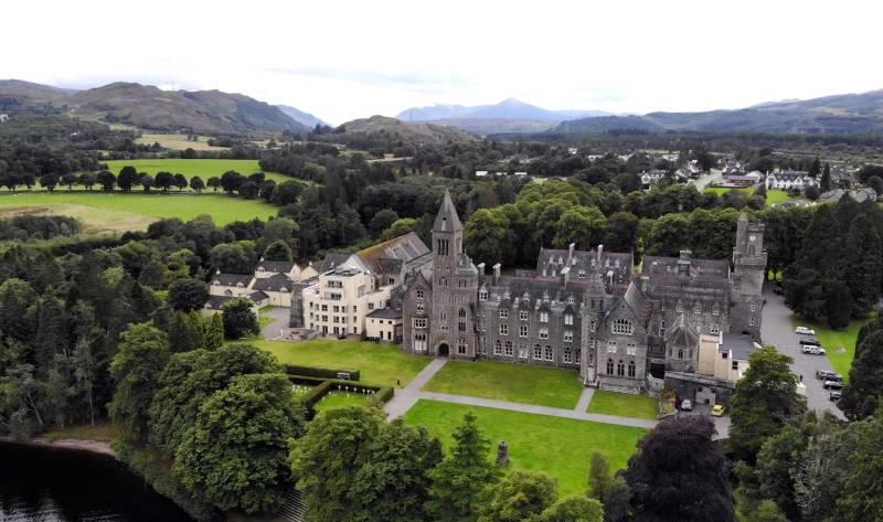 THe Highlands Club Scozia
