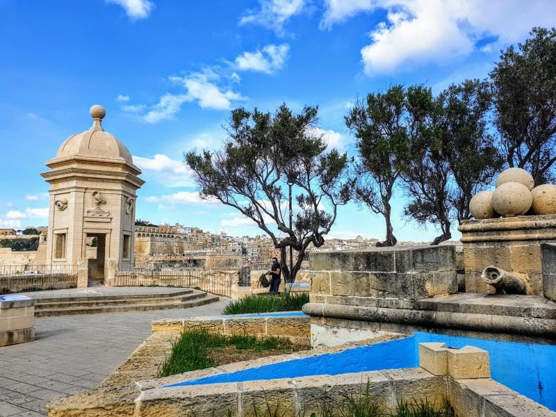 Senglea (L-isla) - La Guardiola Gardens