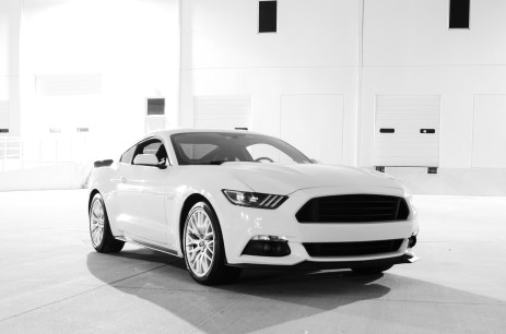 2016 Mustang GT Performance Pack