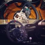 GT350R Steering Wheel S550