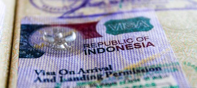 Od dubna do Indonésie bez víza