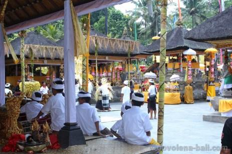Tirta Empul ceremonie Ubud Bali