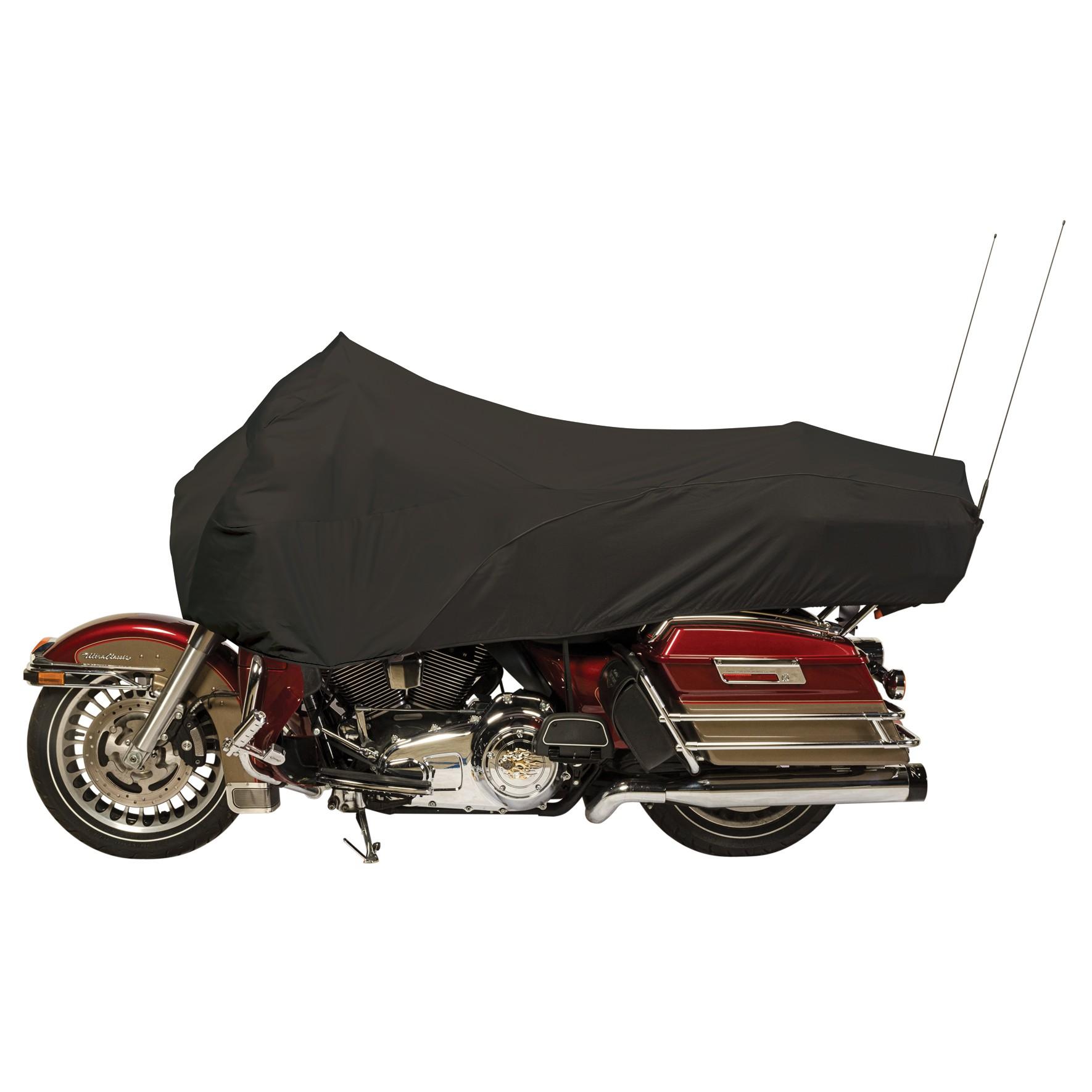 Dowco Guardian Premium Half Cover on a Harley-Davidson Ultra Classic