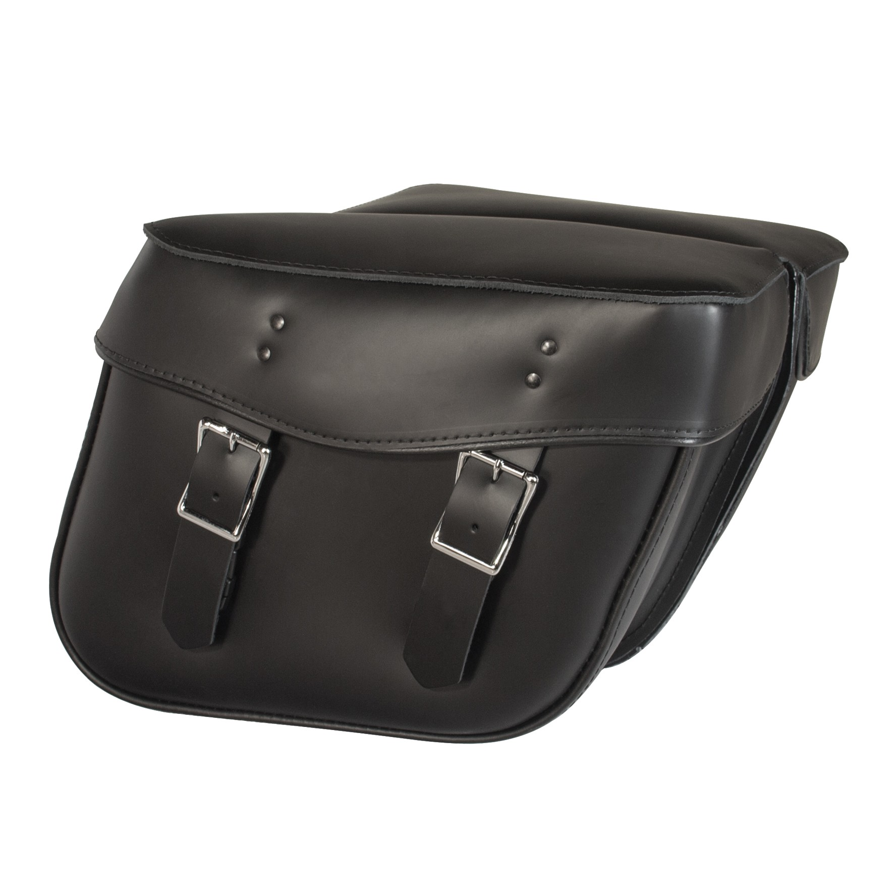 Willie and Max Montana Leather Saddlebags