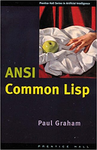 ANSI Common Lisp, by Paul Graham