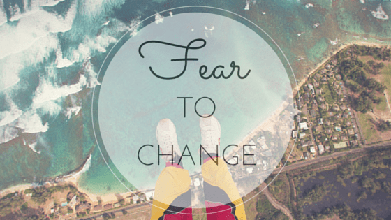 fear to change job