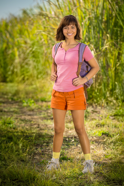 Isabel Moner as Dora The Explorer