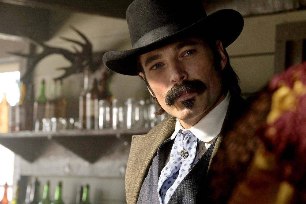 Tim Rozon as Doc Holliday