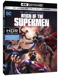 Reign of the Supermen 4K