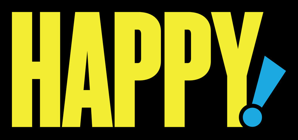 Happy! Logo