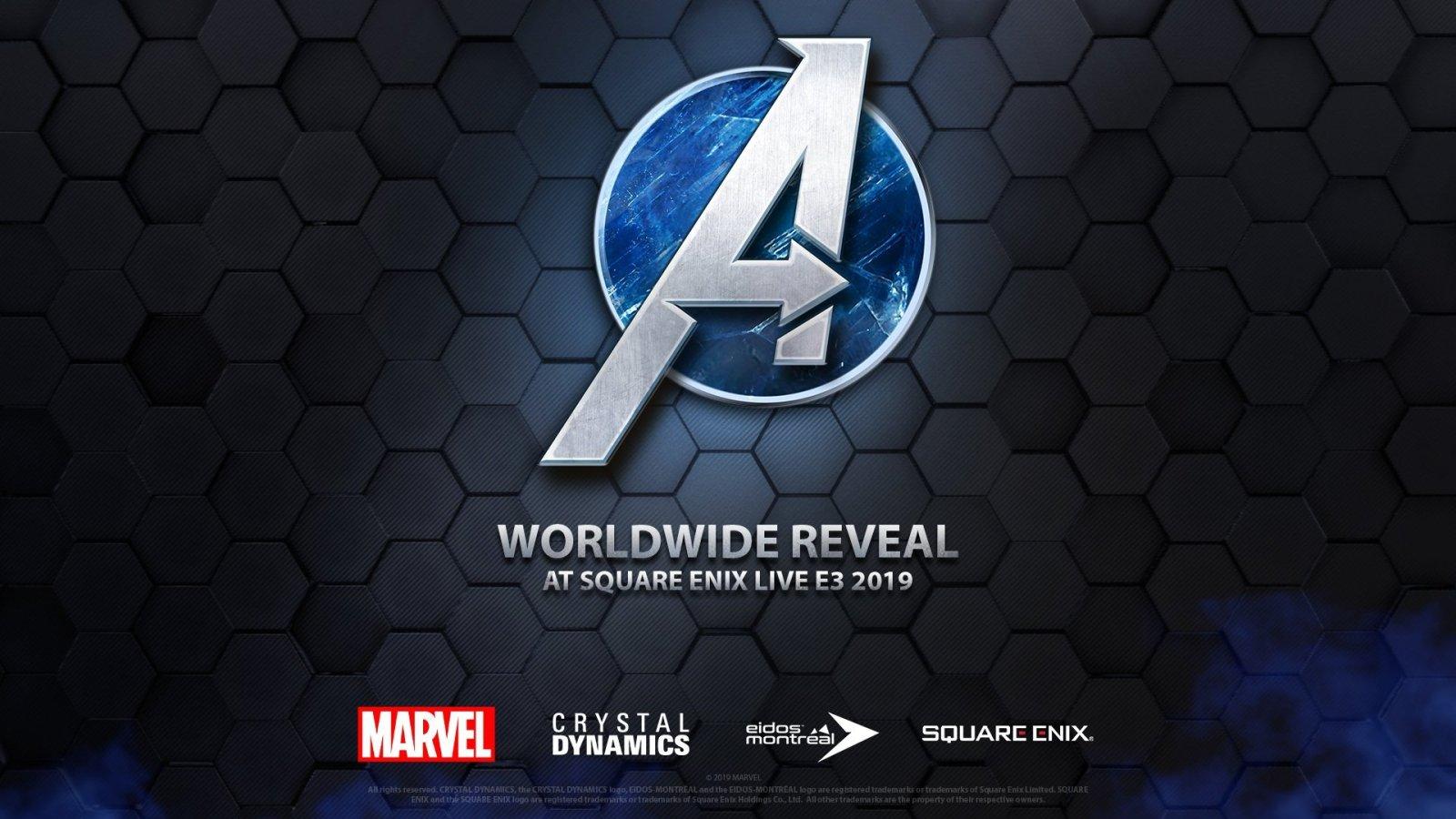 Avengers Game E3 Reveal