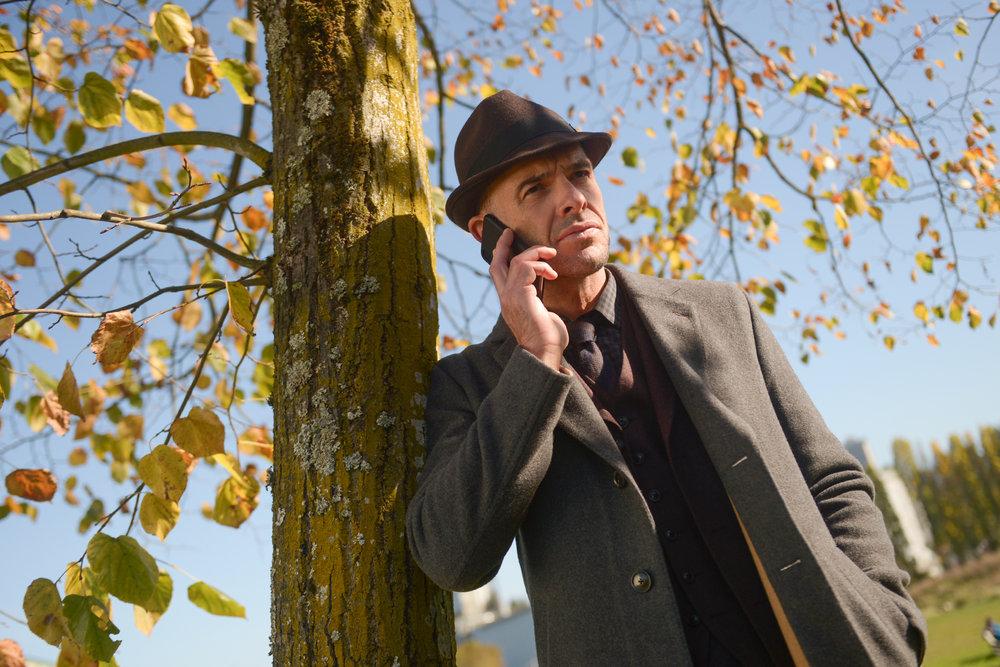 Paul Blackthorne - The InBetween - Season 1