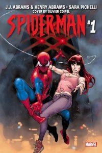 Spider-Man #1 from JJ & Henry Abrams