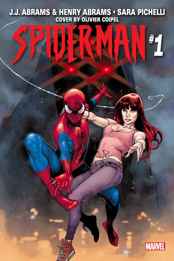 Spider-Man #1 from JJ & Henry Abrams