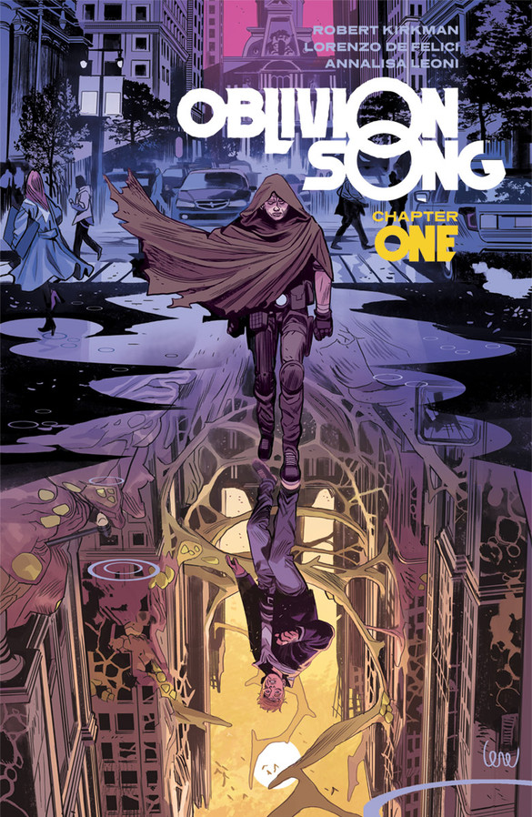 Oblivion Song Chapter One Cover