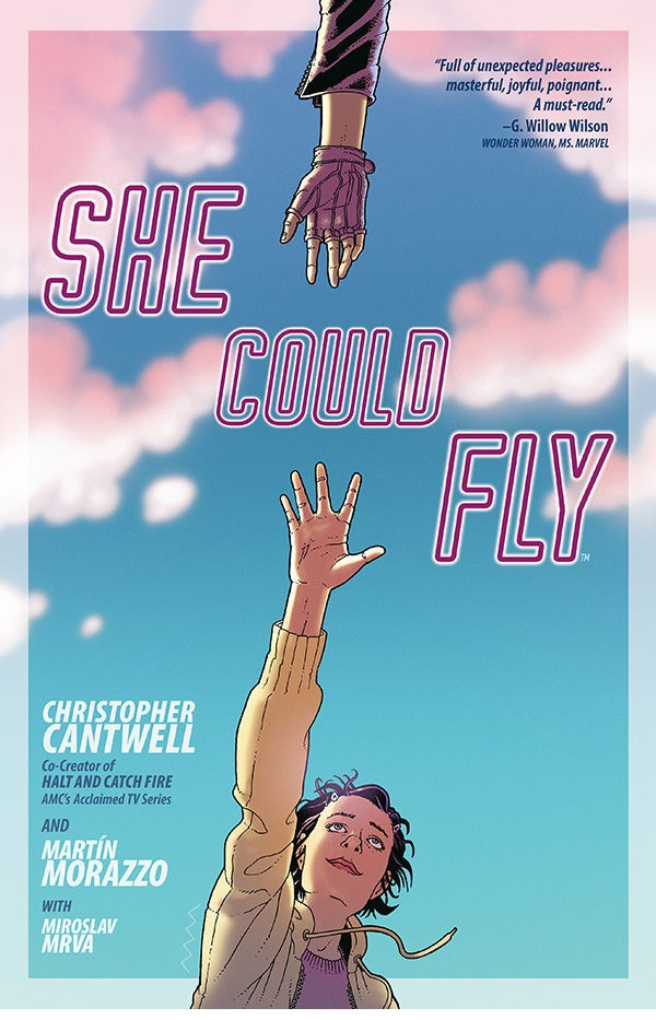 She Could Fly Vol. 1