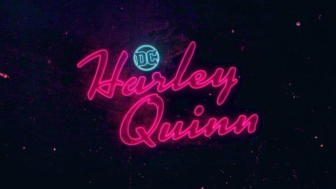 DC Universe's Harley Quinn Logo