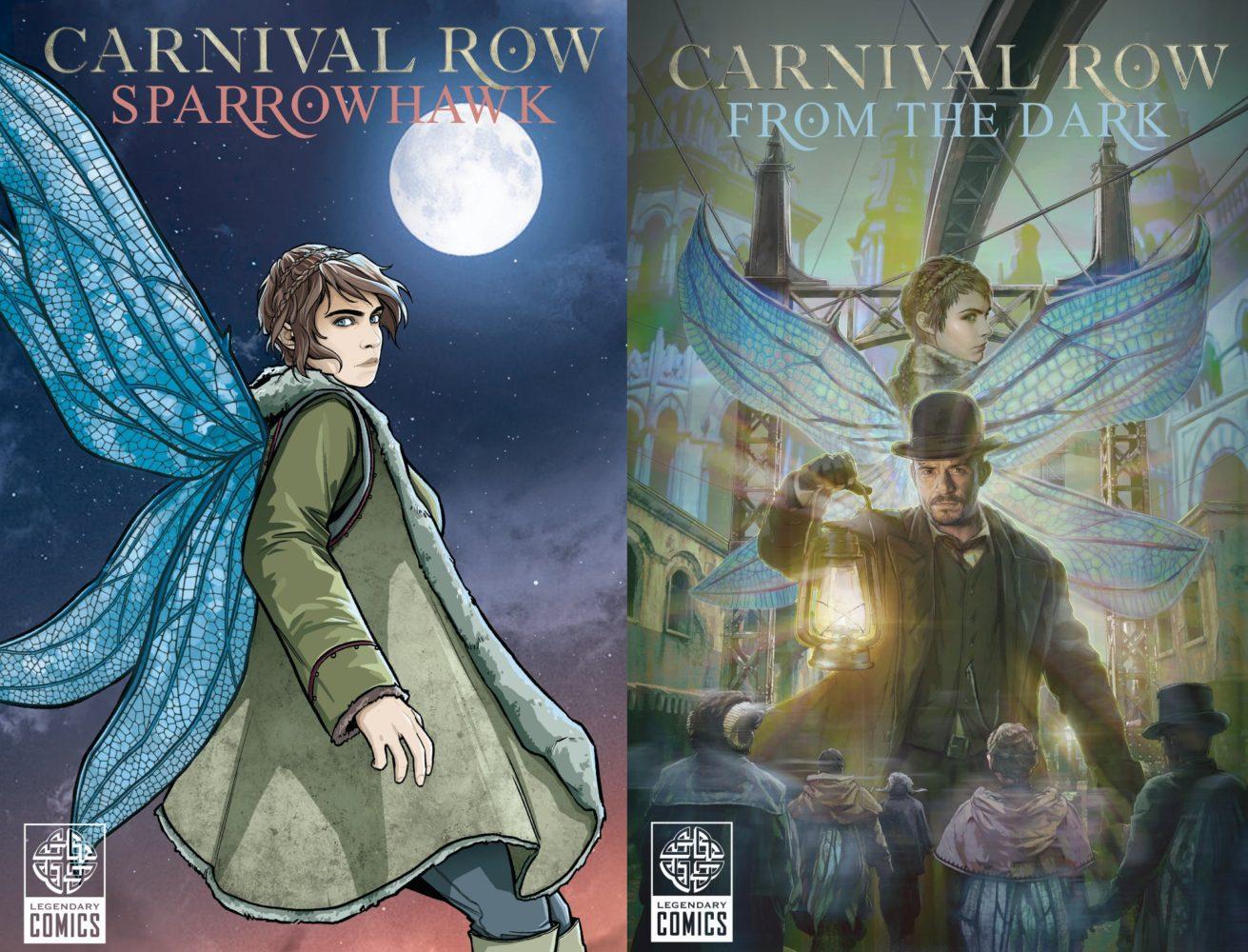 Carnival Row - Legendary Comics