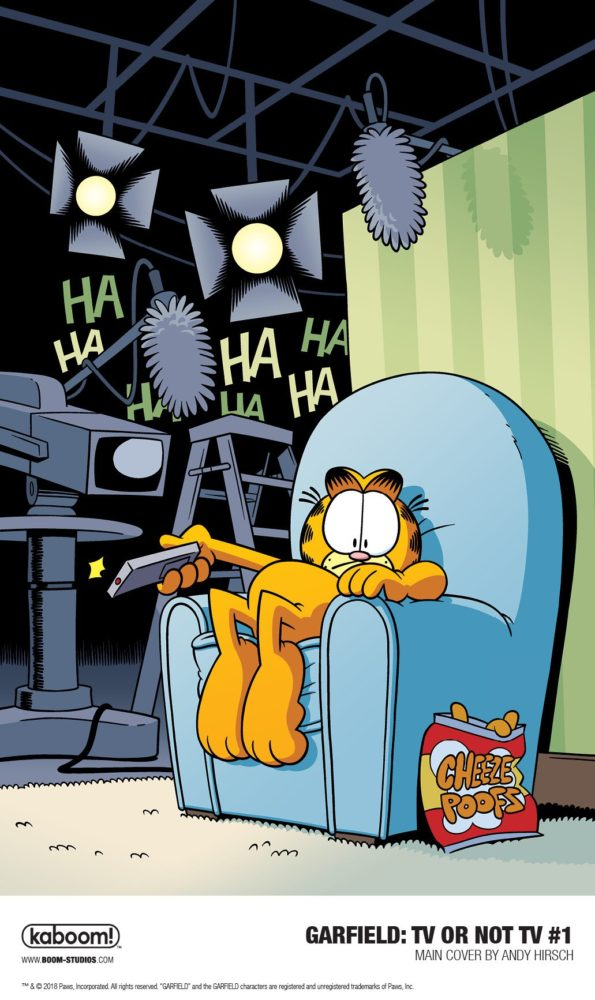 Viacom Acquires Garfield Plans For Animated Series On Nickelodeon Down Nerdy Podcast Comic Books Movies Tv Video Games Podcast For Nerds