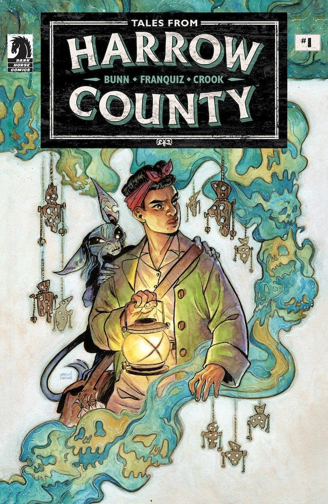 Tales From Harrow County #1