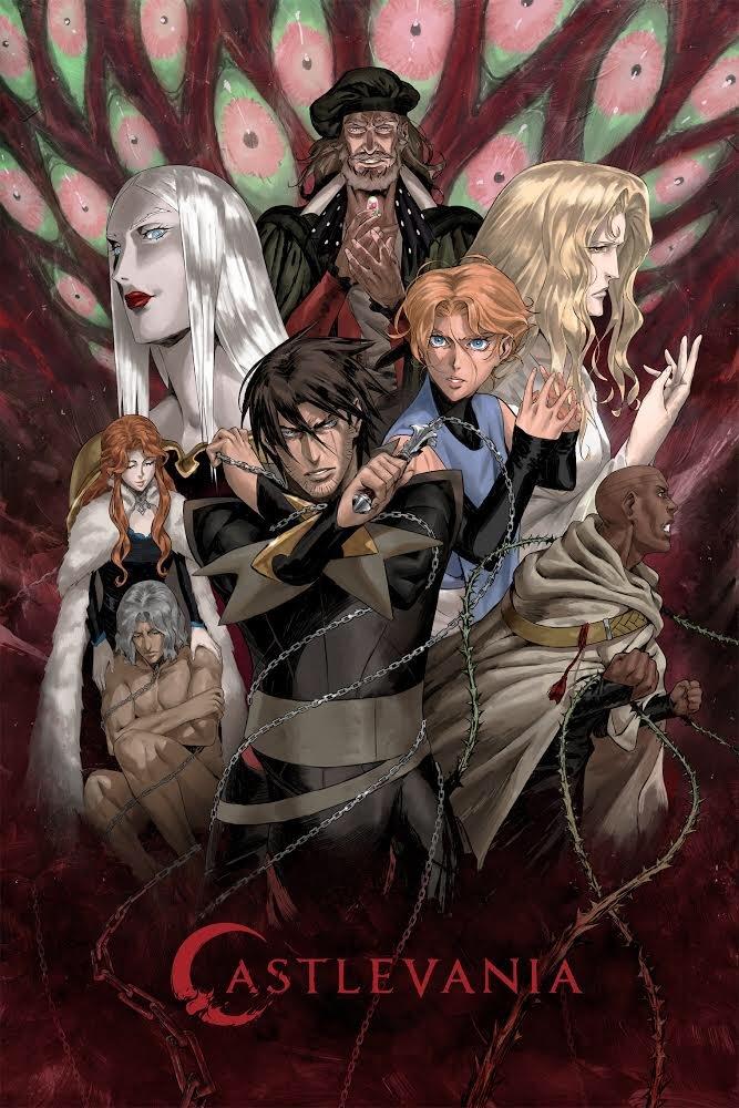 Castlevania Season 3 Poster
