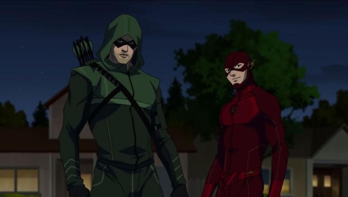 Vixen - Arrow & The Flash