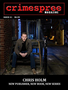 Crimespree Magazine: Issue 61 by Jon Jordan and Ruth Jordan, editors