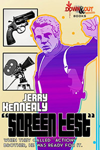 Screen Test by Jerry Kennealy