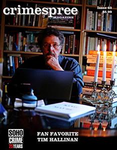 Crimespree Magazine: Issue 63 by Jon Jordan and Ruth Jordan, editors