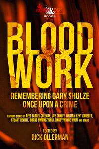 Blood Work edited by Rick Ollerman