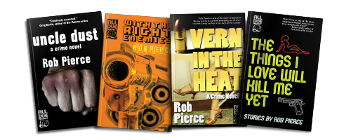 Rob Pierce ADR Titles
