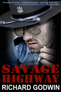 Savage Highway by Richard Godwin