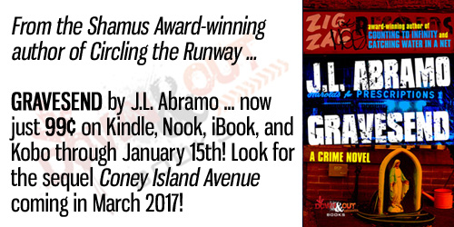 Down & Out Books January 2017 Promotion