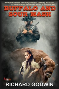 Buffalo and Sour Mash by Richard Godwin