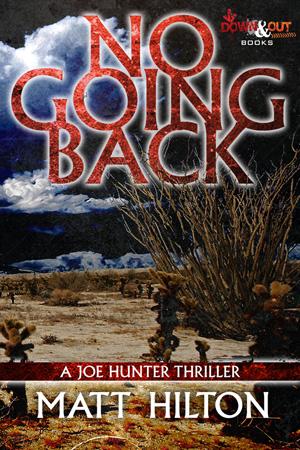 No Going Back by Matt Hilton
