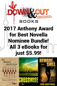 Anthony Award 2017 Novella Nominees Bundle