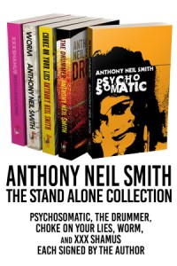 Anthony Neil Smith: The Stand Alones