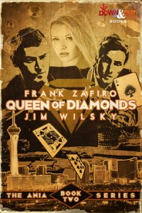 Queen of Diamonds by Frank Zafiro and Jim Wilsky
