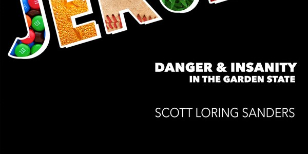 New from Down & Out Books: Surviving Jersey by Scott Loring Sanders