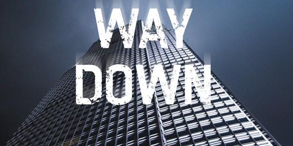 New from Down & Out Books: All the Way Down by Eric Beetner