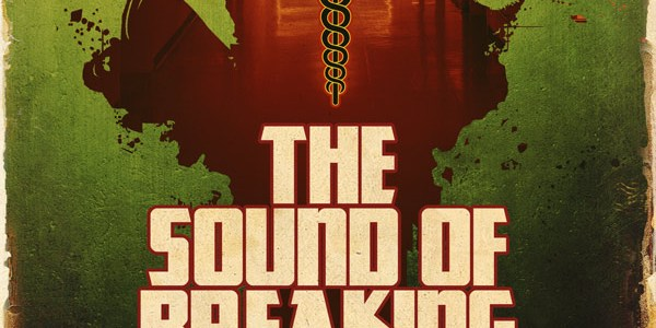 The Sound of Breaking Bones by Eric Beetner