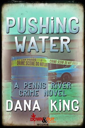 Pushing Water by Dana King