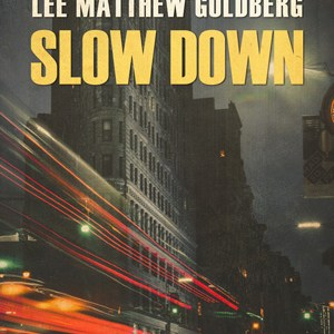 Slow Down by Lee Matthew Goldberg