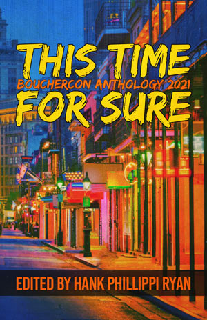 This Time for Sure edited by Hank Phillippi Ryan