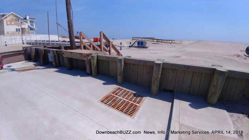 margate drains inlets outfall pipes