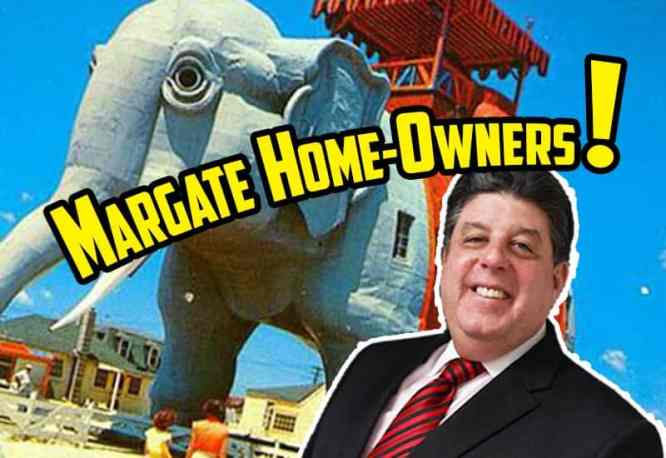 Jay Weintraub. Excited and Bullish On Margate's Future.